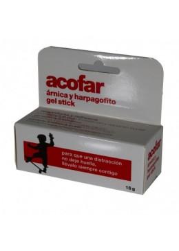 ACOFAR GEL STICK DE ARNICA Y HARPAGOFITO 15 ML 157699 Dolor- Recuperadores