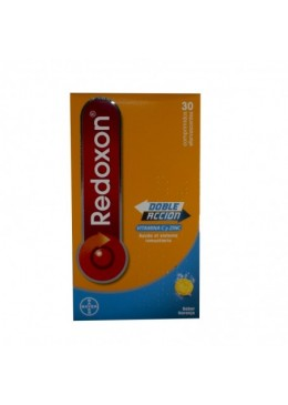 REDOXON DOBLE ACCION 30 COMP 159324 Vitaminas - Minerales