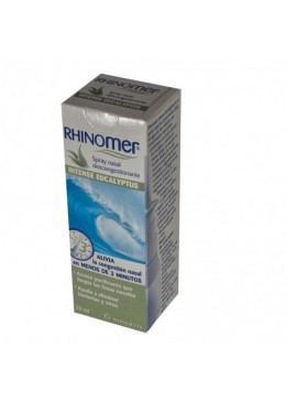 RHINOMER INTENSE EUCALYPTUS 20 ML 162191 Higiene auditiva y nasal