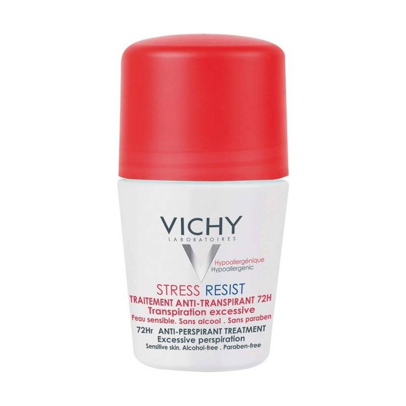 VICHY DESODORANTE STRESS RESIST ROLL-ON 50 ML 163411 Desodorantes