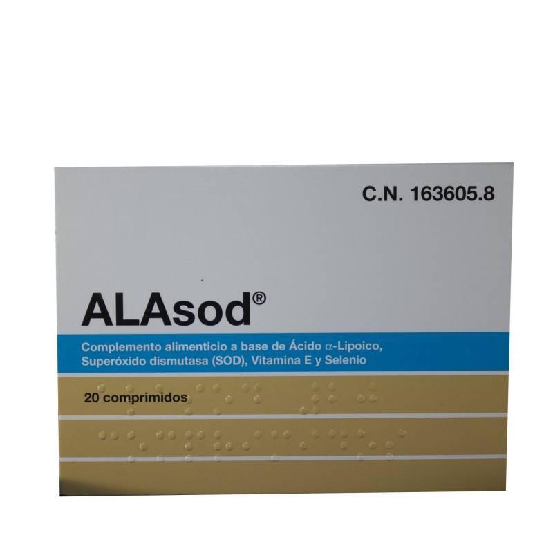 ALASOD 20 COMP 163605 Antioxidantes Naturales