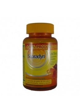 SUPRADYN ACTIVO ADULTOS GUMMIES 50 CARAMELOS 164309 Vitaminas - Minerales