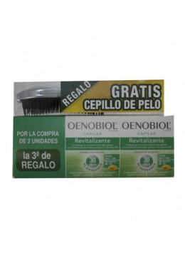 OENOBIOL CAPILAR REVITALIZANTE 3 X 60 CAPSULAS 166899 Piel - Cabello- Uñas