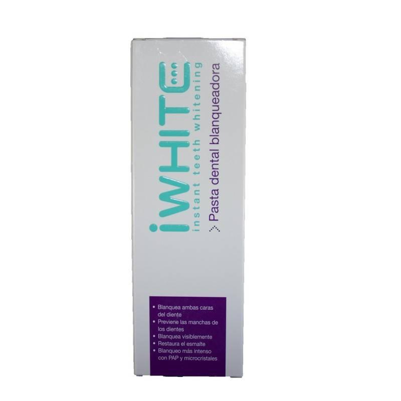 IWHITE PASTA DENTAL BLANQ 75ML 169670 Dentífricos - Enjuages
