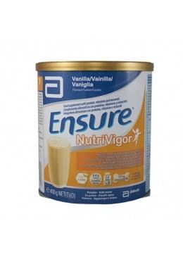ENSURE NUTRIVIGOR 400 G LATA VAINILLA 169751 Dieta adultos especiales