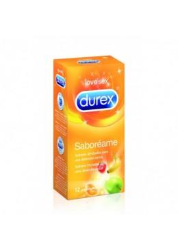 DUREX SABOREAME 12 PRESERVATIVOS 171280 Preservativos