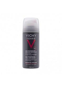 VICHY HOMME DESODORANTE SPRAY 72H 150 ML 173169 Desodorantes