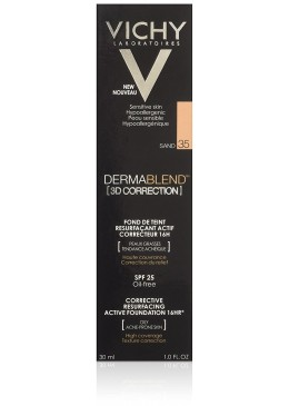 VICHY DERMABLEND 3D SPF 15 OIL FREE TONO 35 176025 Maquillaje