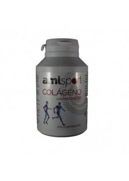 AMLSPORT COLAGENO+MAGNESIO 270 COMP 177489 Articulaciones- Huesos
