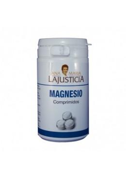ANA MARIA LAJUSTICIA CLORURO DE MAGNESIO 147 COMPRIMIDOS 179649 Vitaminas - Minerales