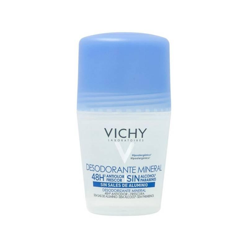 VICHY DESODORANTE ROLON S/SALES 48 H 50 ML 182715 Desodorantes