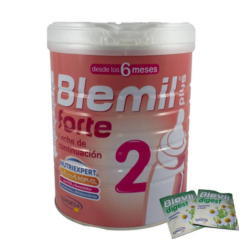 BLEMIL PLUS FORTE-2 800 G 185173 Alimentación infantil