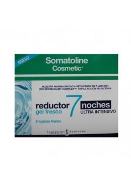 SOMATOLINE REDUCTOR 7 NOCHES GEL FRESCO 186769 Anticelulíticos- Reductores
