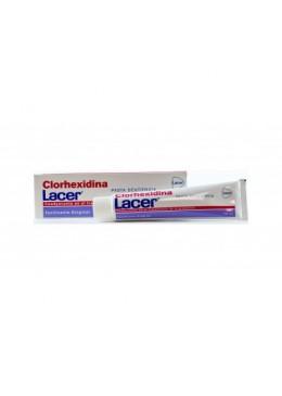 LACER CLORHEXIDINA PASTA 75 ML 189308 Dentífricos - Enjuages