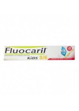 FLUOCARIL KIDS 2-6 AÑOS 50 ML FRESA 196329 Dentífricos - Enjuages