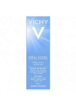 VICHY AFTER SUN BALSAMO 100 ML 202482 After Sun