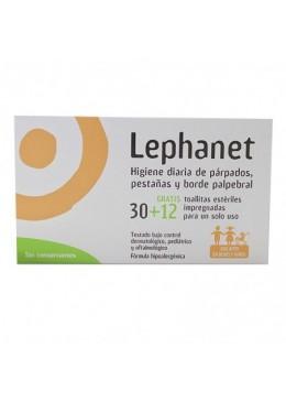 LEPHANET 30 SOBRES 246116 Hidratación e Higiene