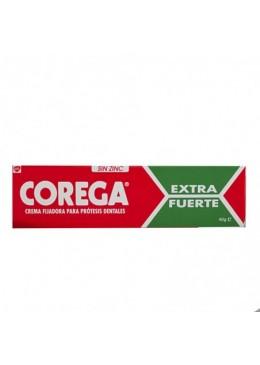 COREGA CREMA EXTRA FUERTE 40 ML 254847 Dentadura- Fijación- Limpieza