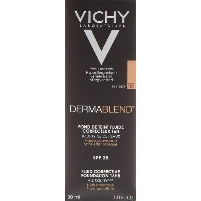 VICHY DERMABLEND FONDO DE MAQUILLAJE Nº 55 30 ML 256958 Maquillaje
