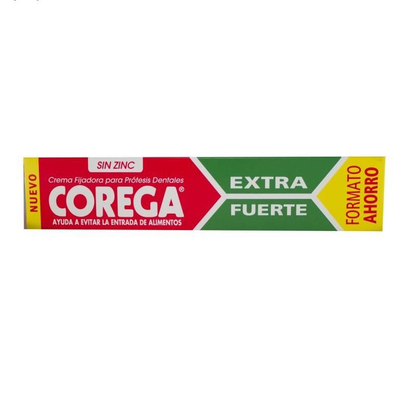 COREGA CREMA EXTRA FUERTE 70 ML 300293 Dentadura- Fijación- Limpieza