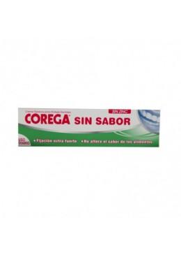COREGA EXTRA FUERTE SIN SABOR 40 ML. 311161 Dentadura- Fijación- Limpieza